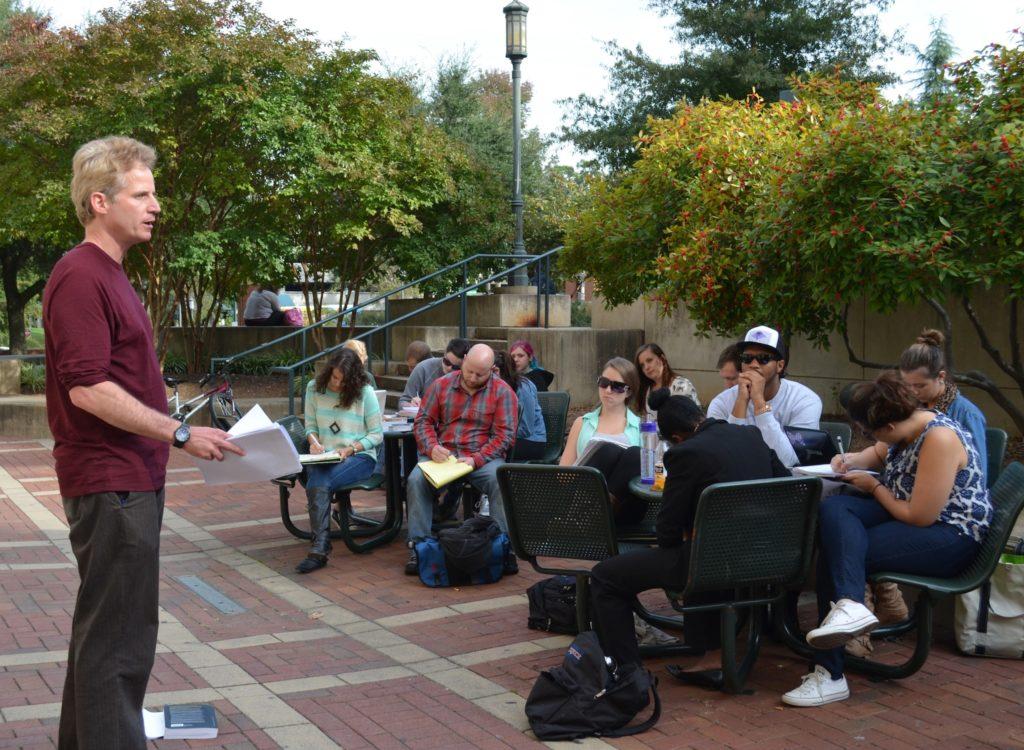 Cox teaching