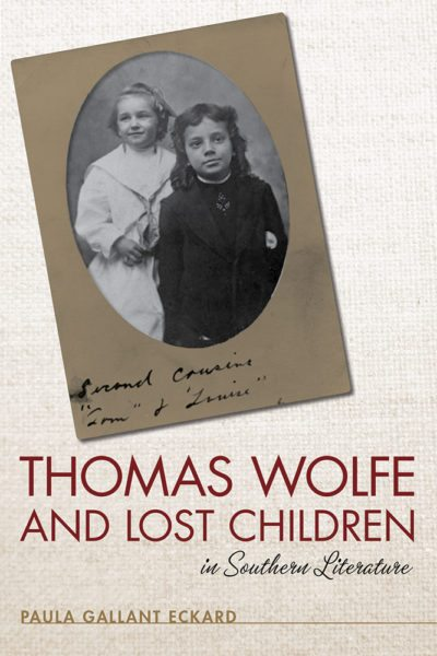 Thomas Wolfe and Lost Children book cover